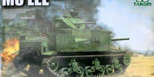 US Medium Tank M3 Lee Late 1:35 Takom (2087)