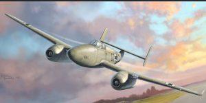 Heinkel He 280 PROFIPACK in 1:48 von Eduard 8068