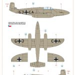 Eduard-8068-Heinkel-he-280-33-150x150 Heinkel He 280 PROFIPACK in 1:48 von Eduard 8068