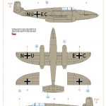 Eduard-8068-Heinkel-he-280-35-150x150 Heinkel He 280 PROFIPACK in 1:48 von Eduard 8068