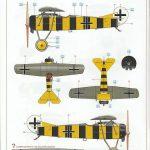 Eduard-8085-Fokker-D-4-150x150 Fokker D.VIII in 1:48 von Eduard 8085
