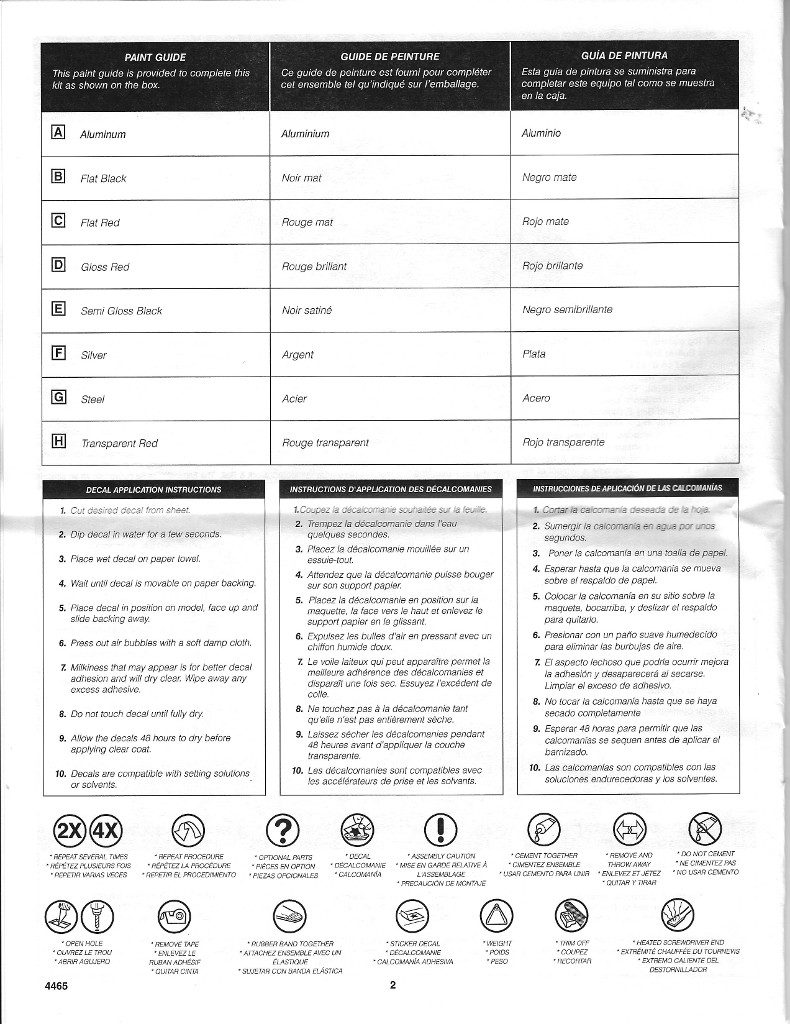 Eliminator-Anleitung02-790x1024 ZZ Top Eliminator 1:24 Revell USA (#85-4465)