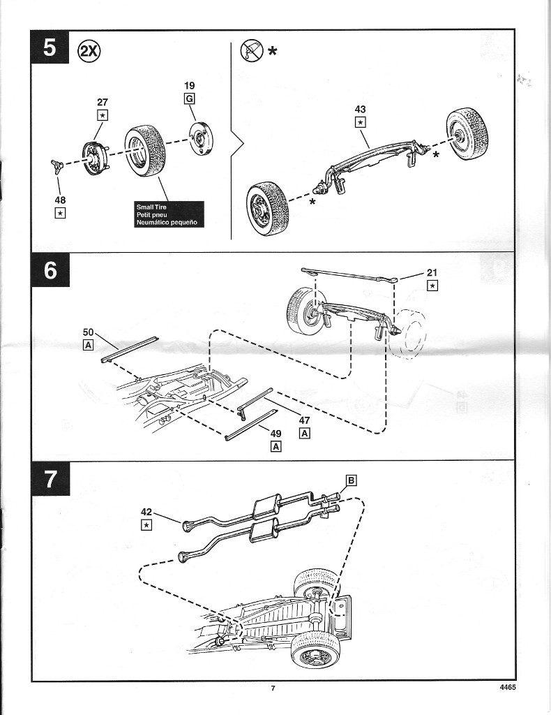 Eliminator-Anleitung07-790x1024 ZZ Top Eliminator 1:24 Revell USA (#85-4465)