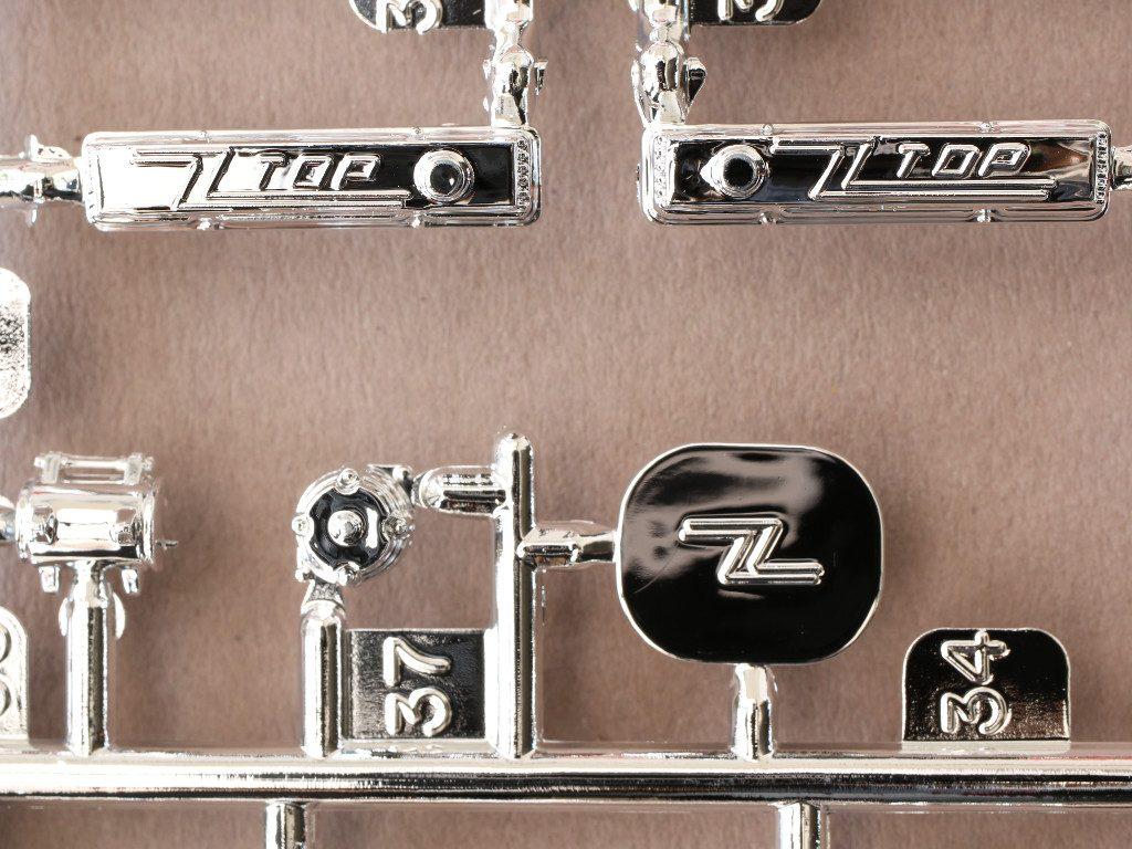 Eliminator-Chromteile-06-1024x768 ZZ Top Eliminator 1:24 Revell USA (#85-4465)