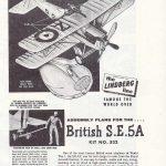 Lindberg-S.E.-5a-20-150x150 Kit-Archäologie - heute: British Fighter S.E. 5a von Lindberg im Maßstab 1:48