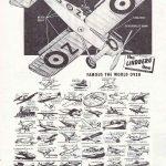 Lindberg-S.E.-5a-21-150x150 Kit-Archäologie - heute: British Fighter S.E. 5a von Lindberg im Maßstab 1:48