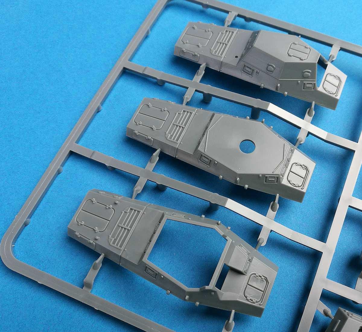 PlasticSoldierCompany-WW2V20025-Sd.Kfz_.-231-Achtrad-Spähwagen-1 Sd.Kfz. 231 8-Rad Spähwagen von Plastic Soldier Company im Maßstab 1:72