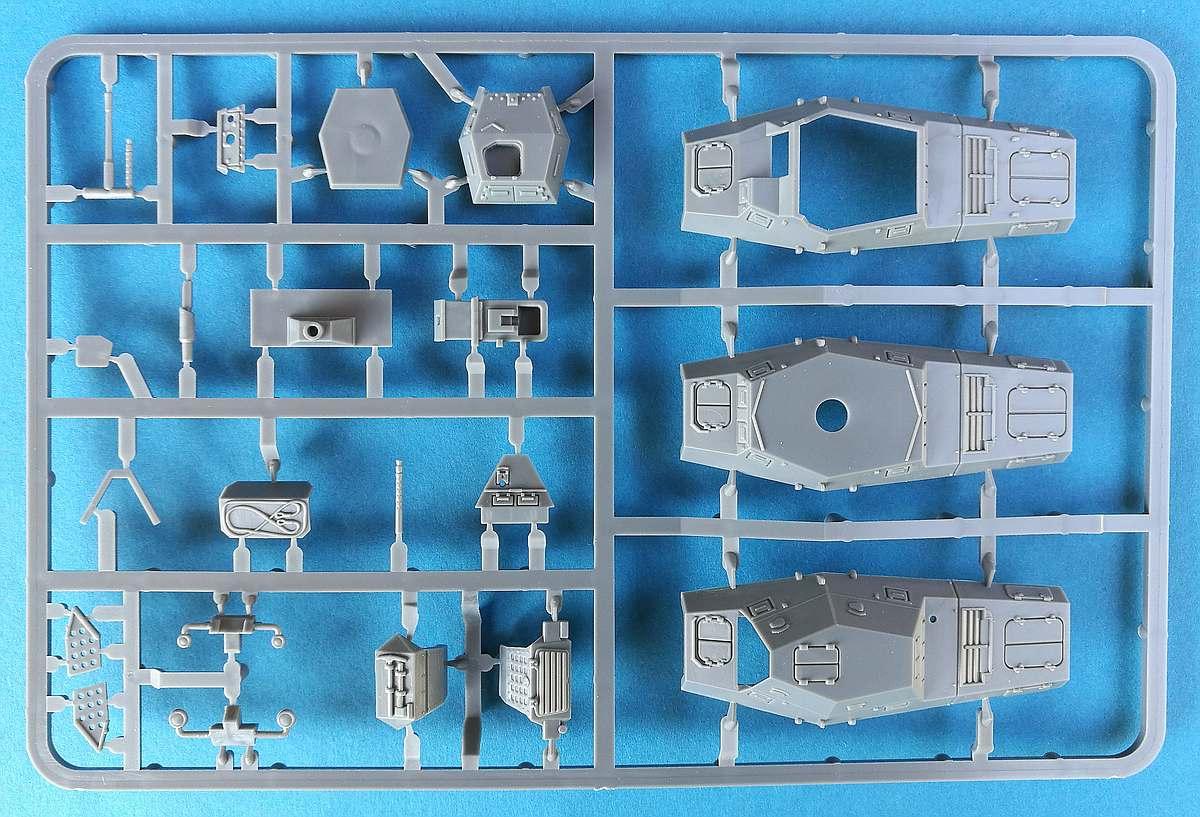 PlasticSoldierCompany-WW2V20025-Sd.Kfz_.-231-Achtrad-Spähwagen-6 Sd.Kfz. 231 8-Rad Spähwagen von Plastic Soldier Company im Maßstab 1:72