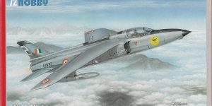 Ajeet Mk. I Indian Light Fighter im Maßstab 1:72 von Special Hobby SH 72370