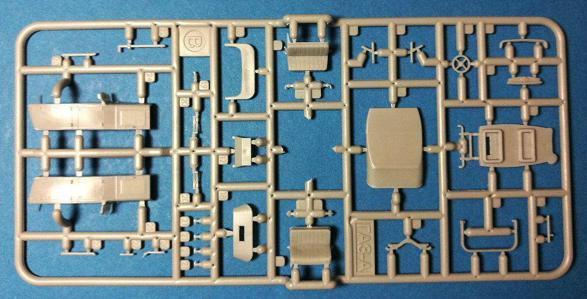 Zebrano-72109-GAZ-A-Ford-Model-A-4 GAZ-A / Ford Model A in 1:72 von Zebrano 72109