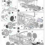 Zvezda-3654-Ural-4320-Bauanleitung-10-150x150 Russischer LKW Ural 4320 im Maßstab 1:35 von Zvezda 3654
