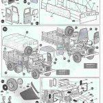 Zvezda-3654-Ural-4320-Bauanleitung-11-150x150 Russischer LKW Ural 4320 im Maßstab 1:35 von Zvezda 3654