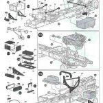 Zvezda-3654-Ural-4320-Bauanleitung-6-150x150 Russischer LKW Ural 4320 im Maßstab 1:35 von Zvezda 3654