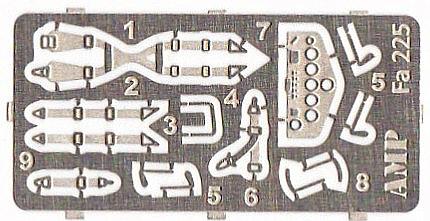 AMP-72001-Focke-Achgelis-Fa-225-13 Focke Achgelis Fa 225 im Maßstab 1:72 von AMP 72001