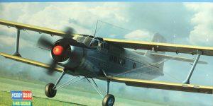 Antonov An-2M Colt – Hobby Boss 1/48