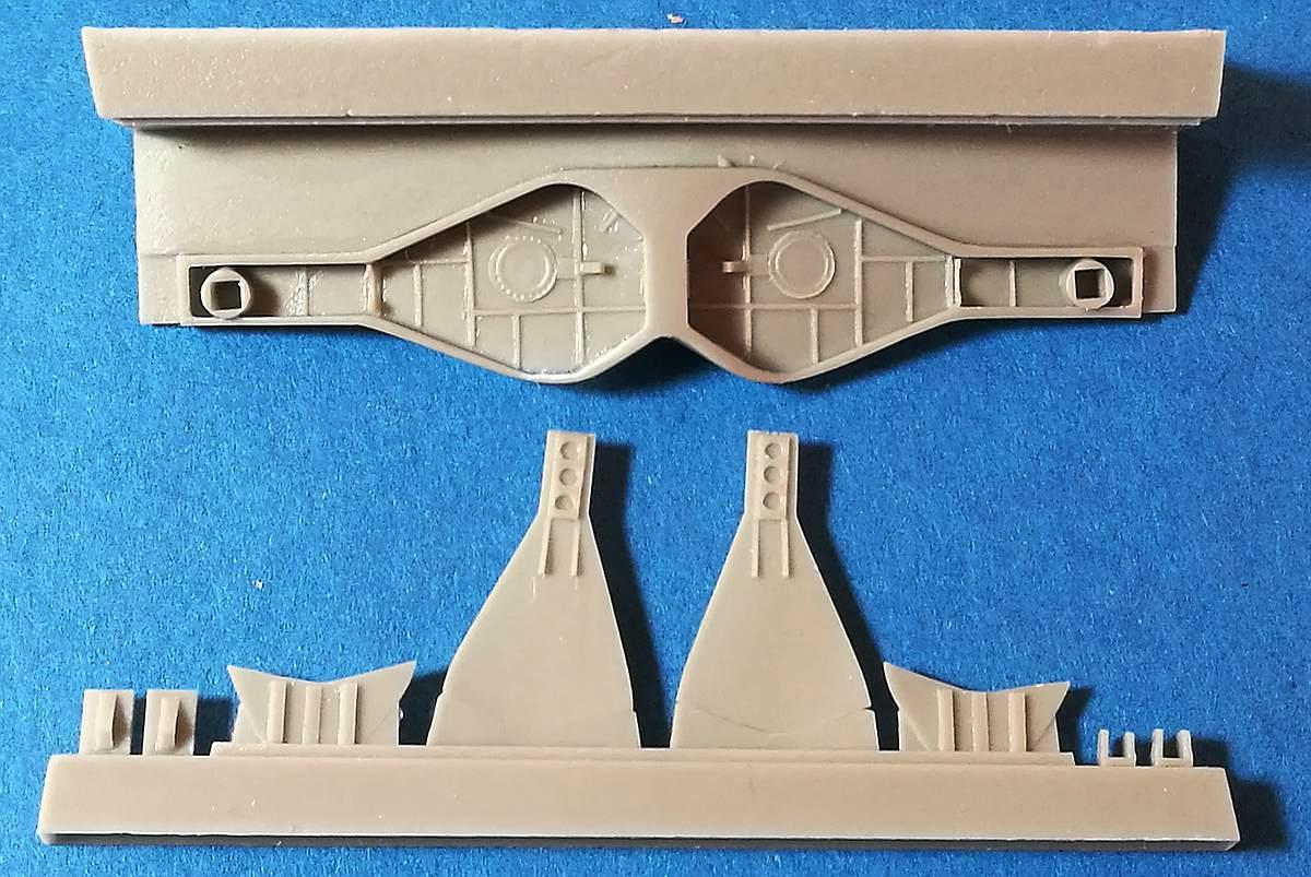 CMK-7396-J2M3-Raiden-Wheel-Wells-and-Covers-1 Zubehör für Hasegawas J2M3 Raiden im Maßstab 1:72 von CMK 7392 - 7396