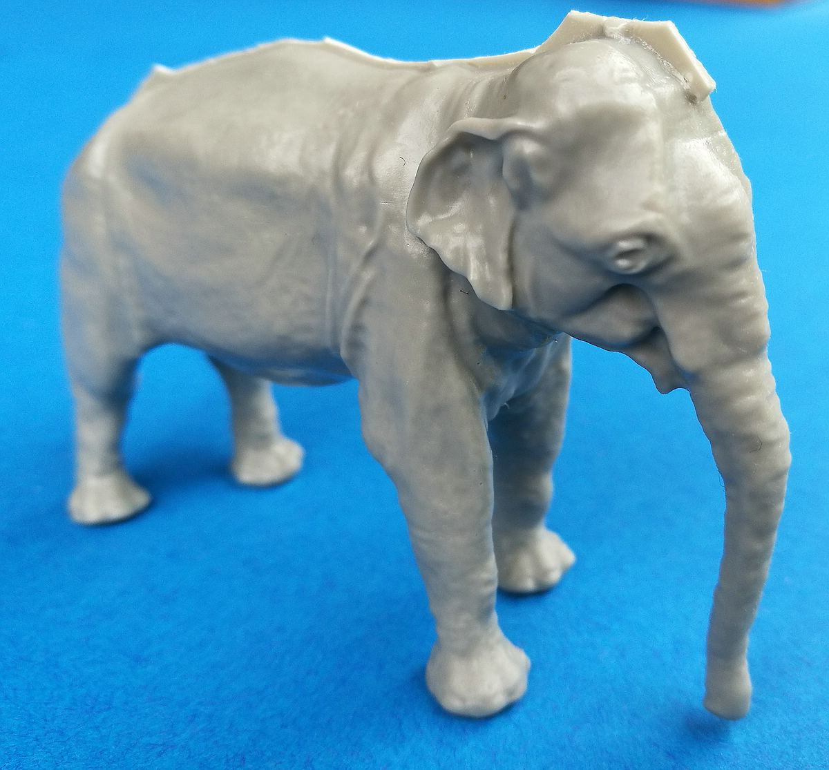 CMK-F48341-Asian-Elephant-6 Asian Elephant im Maßstab 1:48 von CMK/Special Hobby F48 341