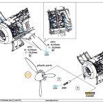 Eduard-648408-FW-190-A-5-Engine-Brassin-Bauanleitung-5-150x150 FW 190 A-5 BRASSIN Engine and Fuselage Guns in 1:48 von Eduard 648408