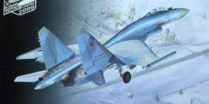 "Su-35S ""Flanker-E"" – Great Wall Hobby (G.W.H) 1/48"