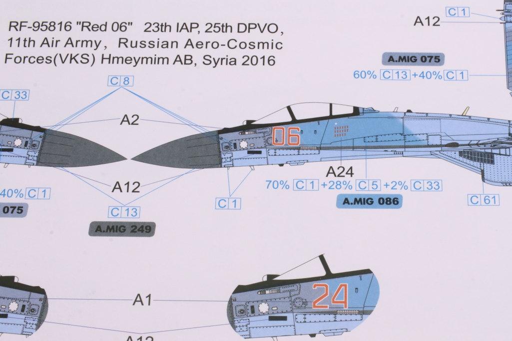 "GWH_Su-35S_59 Su-35S ""Flanker-E"" - Great Wall Hobby (G.W.H) 1/48"