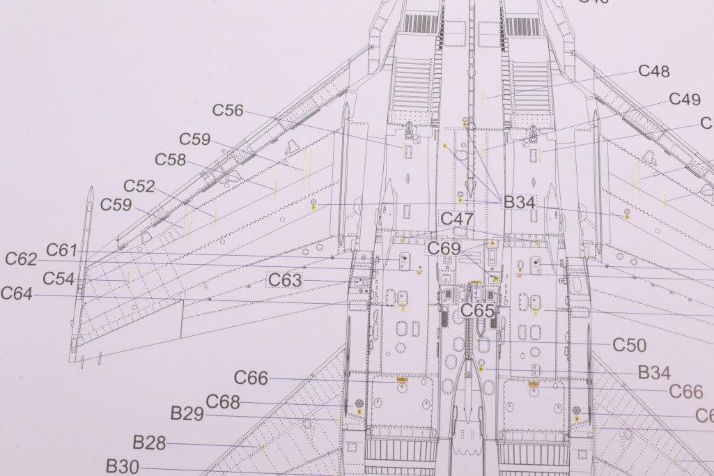 "GWH_Su-35S_60 Su-35S ""Flanker-E"" - Great Wall Hobby (G.W.H) 1/48"