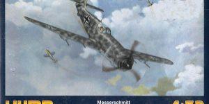 Kit-Archäologie – heute: Messerschmitt Me 209 V5 im Maßstab 1:72 von HUMA