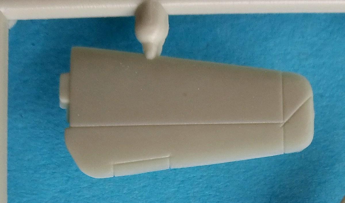 HUMA-3505-Messerschmitt-Me-209-V5-21 Kit-Archäologie - heute: Messerschmitt Me 209 V5 im Maßstab 1:72 von HUMA