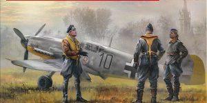 German Luftwaffe Pilots (1939-1945) im Maßstab 1:32 von ICM 32101