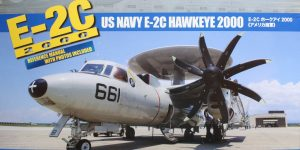 U.S. NAVY E-2C Hawkeye 2000 – Kinetic 1/48