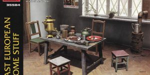 East European Home Stuff in 1:35 von MiniArt 35584