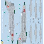 Revell-03915-MiG-21-SMT-Lackierungsvorschläge-4-150x150 MiG-21 SMT im Maßstab 1:48 von Revell 03915