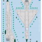 Revell-03915-MiG-21-SMT-Stencilplacement-1-150x150 MiG-21 SMT im Maßstab 1:48 von Revell 03915