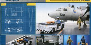 MD-3 Navy Tractor – Skunk Models Workshop 1/48