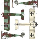 "Special-Hobby-SH-32076-Fokker-D.II-Grünzweugs-planes-10-150x150 Fokker D.II ""Grünzweigs planes"" im Maßstab 1:32 von Special Hobby SH 32076"
