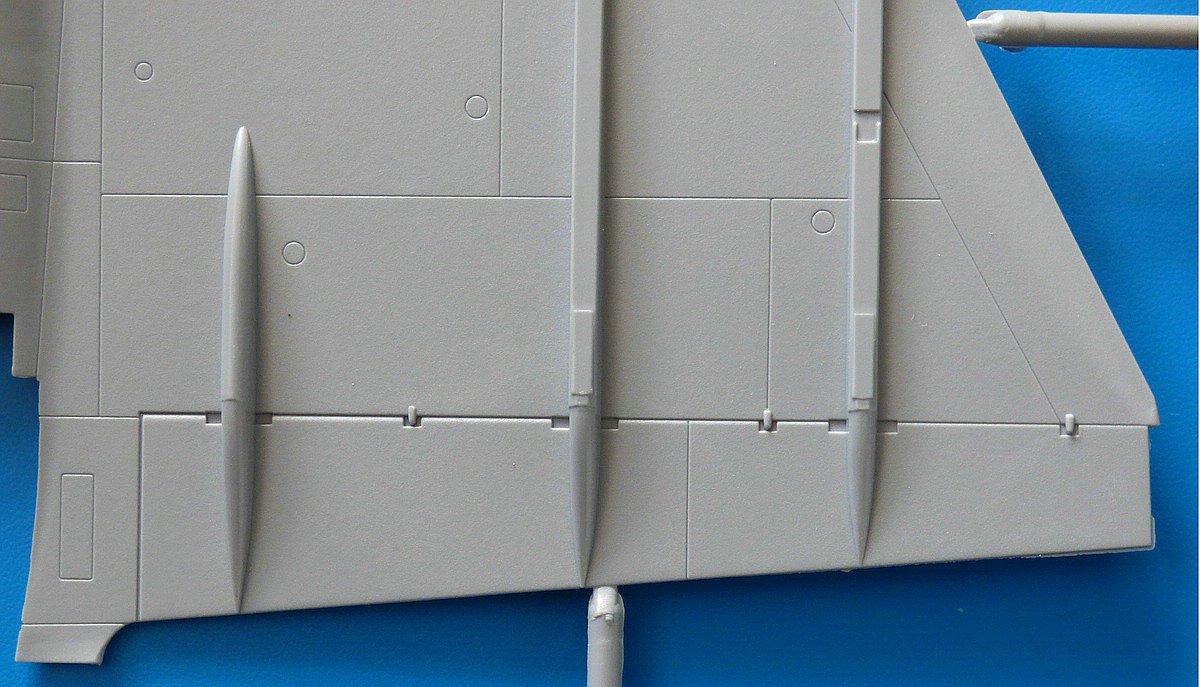 Special-Hobby-SH-48150-Saab-SK-37E-Stör-Viggen-23 Saab Sk37E Stör Viggen im Maßstab 1:48 von Special Hobby SH 48150
