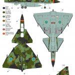 Special-Hobby-SH-48150-Saab-SK-37E-Stör-Viggen-7-150x150 Saab Sk37E Stör Viggen im Maßstab 1:48 von Special Hobby SH 48150