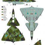Special-Hobby-SH-48150-Saab-SK-37E-Stör-Viggen-8-150x150 Saab Sk37E Stör Viggen im Maßstab 1:48 von Special Hobby SH 48150