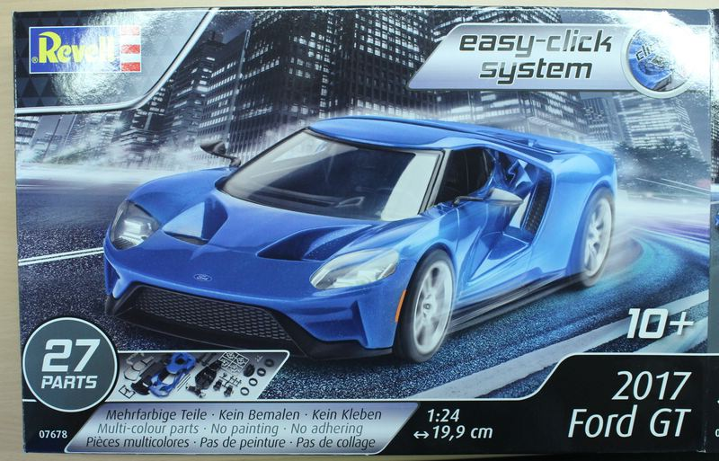 tiny_IMG_2842 Revell Ford GT 2017 EasyClick