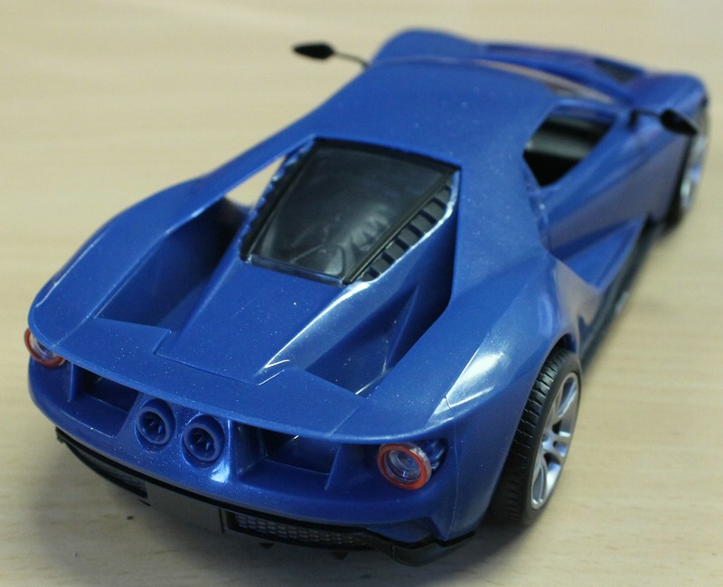 tiny_IMG_2862 Revell Ford GT 2017 EasyClick