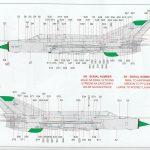 Eduard-70141-MiG-21MF-ProfiPack-22-150x150 MiG-21MF Interceptor im Maßstab 1:72 von Eduard 70141