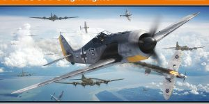 Focke Wulf FW 190 A-5 lightweight fighter in 1:48 von Eduard 82143