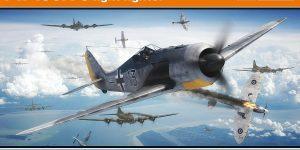 Focke Wulf FW 190 A-5 lightweight fighter in 1:48 von Eduard 82143