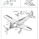 Eduard-82143-FW-190-A-5-44-150x150 Focke Wulf FW 190 A-5 lightweight fighter in 1:48 von Eduard 82143