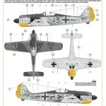 Eduard-82143-FW-190-A-5-47-150x150 Focke Wulf FW 190 A-5 lightweight fighter in 1:48 von Eduard 82143