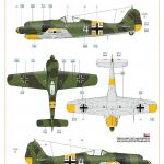Eduard-82143-FW-190-A-5-48-150x150 Focke Wulf FW 190 A-5 lightweight fighter in 1:48 von Eduard 82143