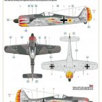 Eduard-82143-FW-190-A-5-50-150x150 Focke Wulf FW 190 A-5 lightweight fighter in 1:48 von Eduard 82143