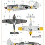 Eduard-82143-FW-190-A-5-51-150x150 Focke Wulf FW 190 A-5 lightweight fighter in 1:48 von Eduard 82143
