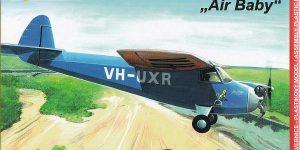 Hillson / Praga E-114B Air Baby in 1:72 von KP Models KPM 0094