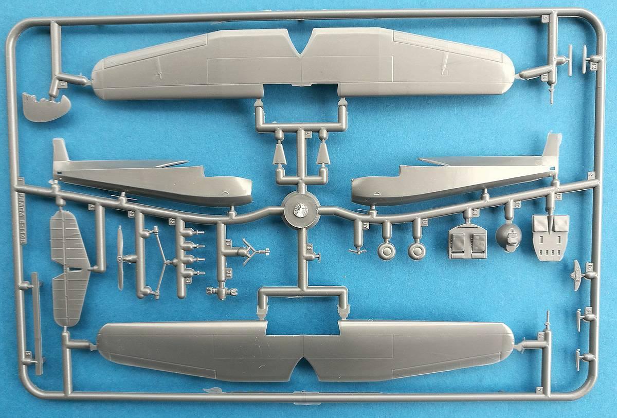KP-Models-KPM-0094-Hillson-Praga-E-114B-Air-baby-15 Hillson / Praga E-114B Air Baby in 1:72 von KP Models KPM 0094