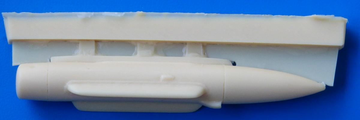 MaestroModels-4812-Störbehälter-U-95-für-JA37-und-Sk37E-Viggen-2 Detailsets für die 1:48er Viggen von Special Hobby